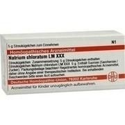 LM NATRIUM chloratum XXX Globuli
