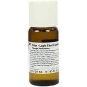 SILEX LAPIS Cancri solutus D 15 Dilution