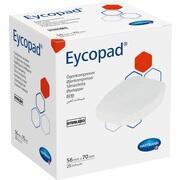 EYCOPAD Augenkompressen 56x70 mm steril