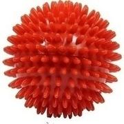 MASSAGEBALL Igelball 9 cm rot