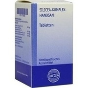 SILICEA KOMPLEX Hanosan Tabletten
