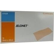 JELONET Paraffingaze 10x40 cm steril