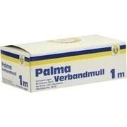 PALMA Verbandmull 80 cm 1 m zickzack Lagen