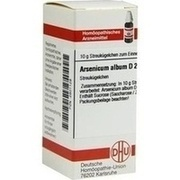 ARSENICUM ALBUM D 200 Globuli