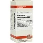 HISTAMINUM hydrochloricum D 30 Tabletten