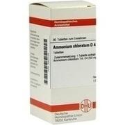 AMMONIUM CHLORATUM D 4 Tabletten