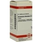 AMMONIUM CHLORATUM D 6 Tabletten