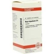 NAJA TRIPUDIANS D 6 Tabletten