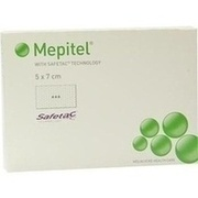 MEPITEL Silikon Netzverband 5x7 cm steril