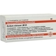 LM ACIDUM nitricum VI Globuli