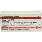 LM COFFEA XVIII Globuli