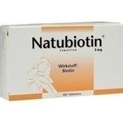 NATUBIOTIN Tabletten