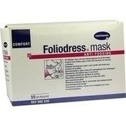 FOLIODRESS mask Comf.anti fogging Typ2 OP-Masken