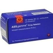 ASS gamma 75 mg Tabletten
