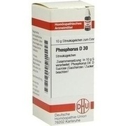 PHOSPHORUS D 30 Globuli