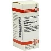 ACIDUM PHOSPHORICUM C 30 Globuli