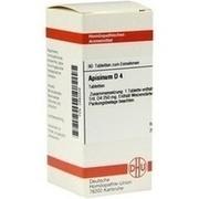 APISINUM D 4 Tabletten