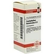 CAULOPHYLLUM THALICTROIDES D 3 Globuli