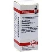 CAUSTICUM HAHNEMANNI D 4 Globuli
