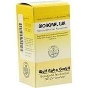 BIOREMAL WR Tabletten