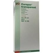 CURAPOR Wundverband steril transparent 10x25 cm