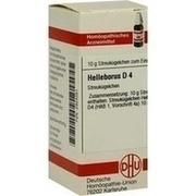 HELLEBORUS D 4 Globuli