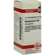 HYOSCYAMUS D 30 Globuli