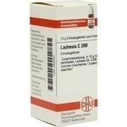 LACHESIS C 200 Globuli