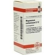 MAGNESIUM CARBONICUM D 12 Globuli