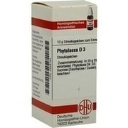 PHYTOLACCA D 3 Globuli