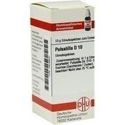 PULSATILLA D 10 Globuli