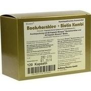BOCKSHORNKLEE+Biotin Kombipackung
