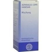 ASPARAGUS COMP.Hanosan flüssig
