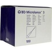 BD MICROLANCE Kanüle 20 G 1 1/2 0,9x40 mm