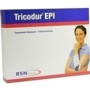 TRICODUR Epi Bandage Gr.M weiß blau