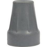 KRÜCKENKAPSEL 18/19 mm grau Stahleinl.Unter.St.