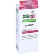 SEBAMED Trockene Haut 10% Urea akut Lotion