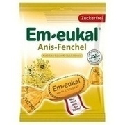 EM EUKAL Bonbons Anis Fenchel zuckerfrei