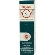 POLYSAN Typ G kolloidale Lösung D 9 Sanum Tropf