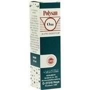 POLYSAN Typ OM kolloidale Lösung D 9 Sanum Trop