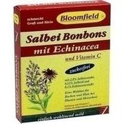 BLOOMFIELD Salbei Bonbons m.Echinacea zuckerfrei
