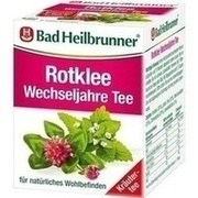 BAD HEILBRUNNER Tee Rotklee Wechseljahre Fbtl.