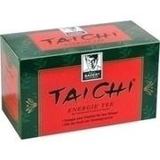 TAI CHI Energie Tee mit Ginseng Filterbeutel