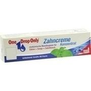 ONE DROP Only Zahncreme Konzentrat