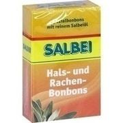 SALBEI HALS und Hustenbonbons