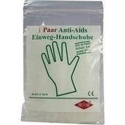 HANDSCHUHE Einmal Anti Aids