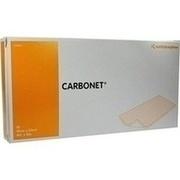 CARBONET 10x20 cm geruchsabs.Wundaufl.m.Aktivkoh.
