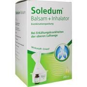 SOLEDUM Balsam flüssig mit Inhalator