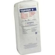 TOPPER 8 Kompr.5x5 cm unsteril