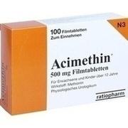 ACIMETHIN Filmtabletten
